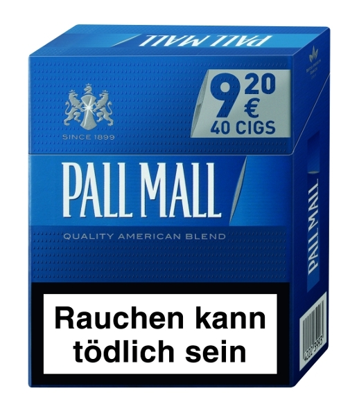 pall mall zigaretten alle sorten red blue menthol neo big. Black Bedroom Furniture Sets. Home Design Ideas